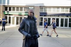 Nick Fury aka our new friend, Cale (@Cdubasaurus)