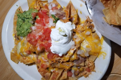 1/2 order of Nachos