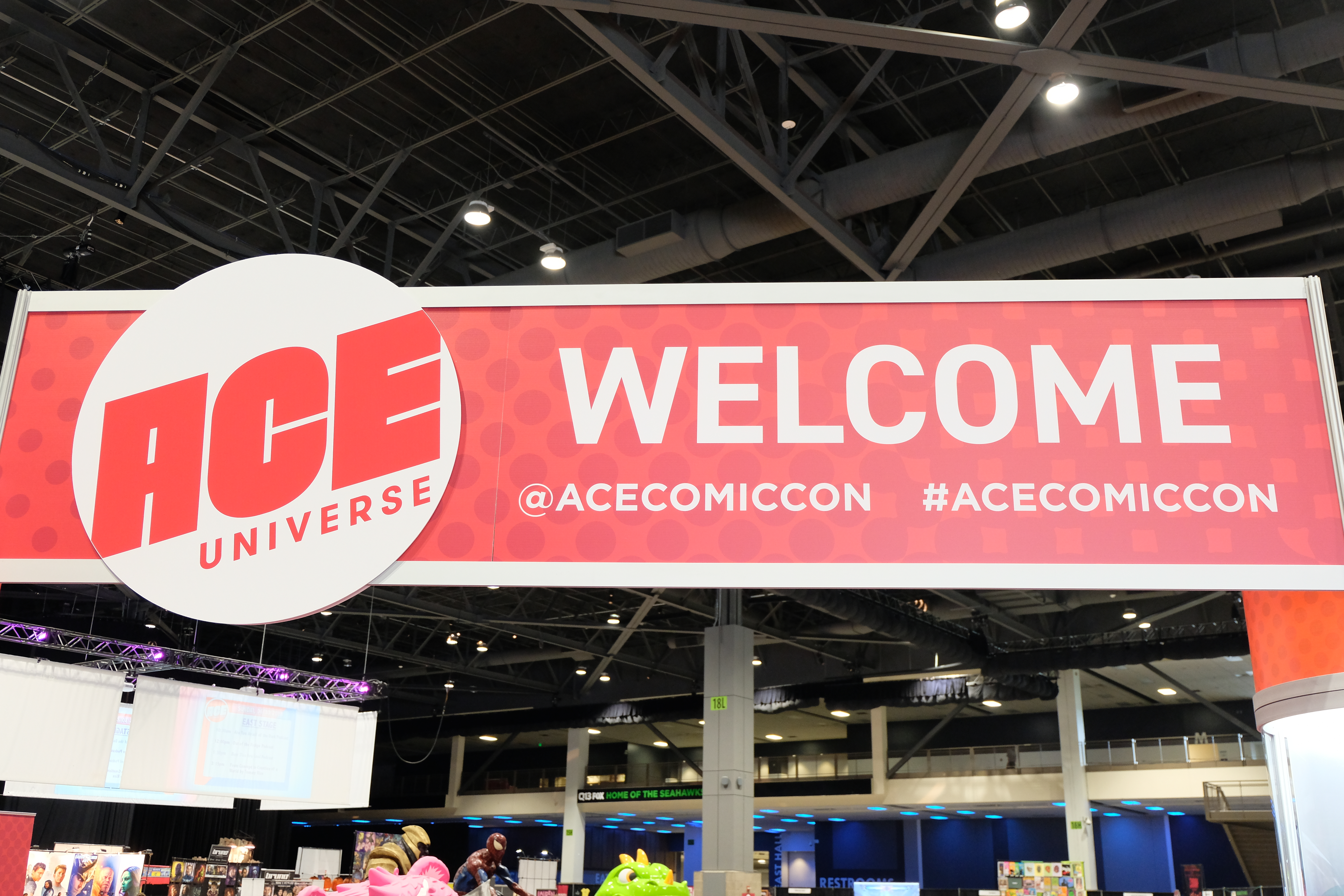 ACE Seattle 2019: Show Floor, Cosplay, & More - Nerdy