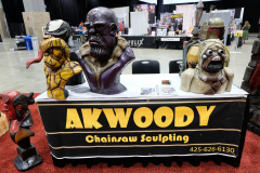 Akwoody Chainsaw Sculpting
