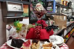 Buca's Dessert Spread