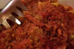 Pappardelle Sugo