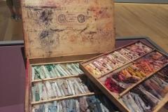 Mary Cassatt's Pastels