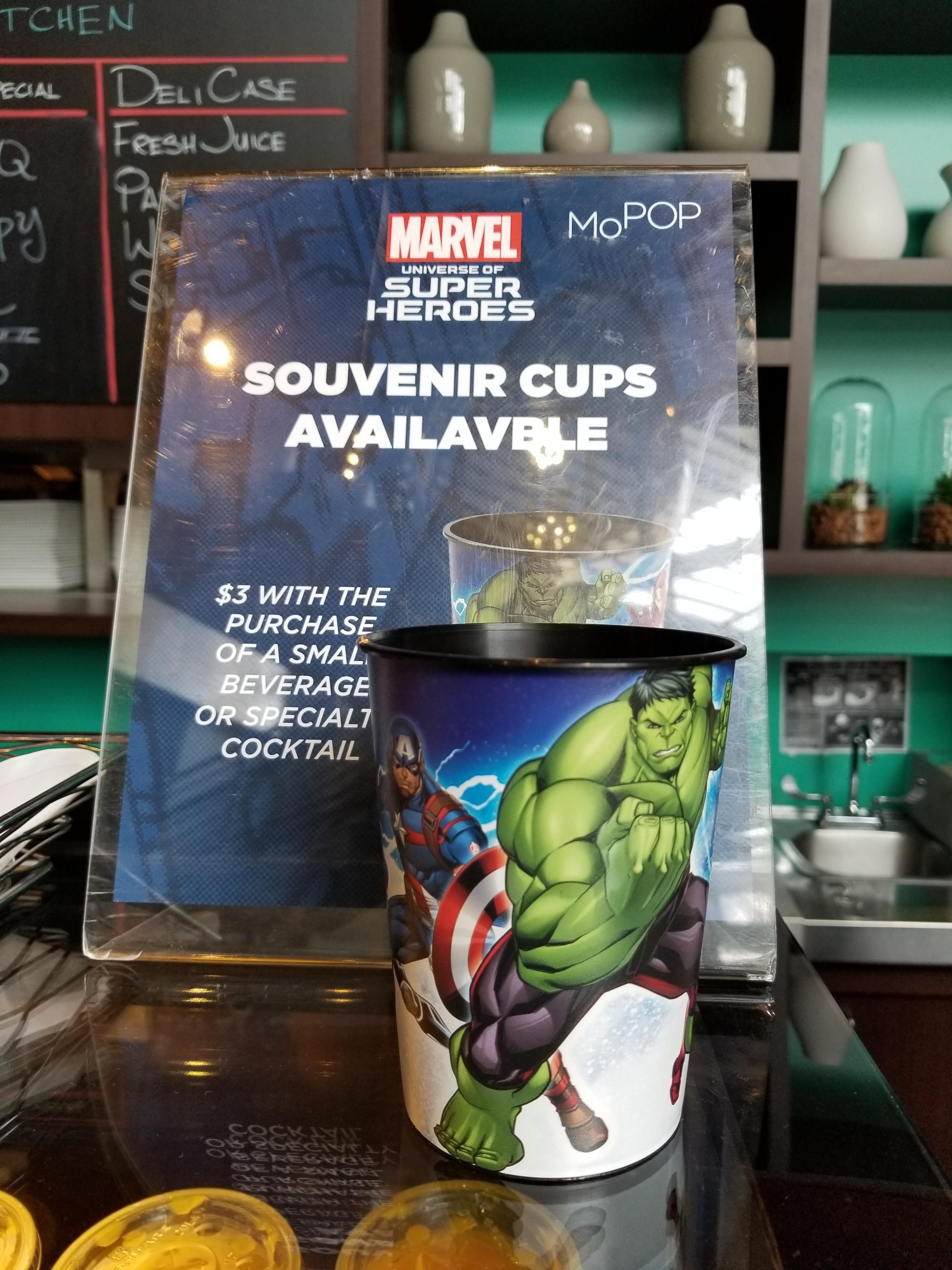 Souvenir Cups!