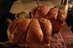 Rosemary Sea Salt Brioche Bread
