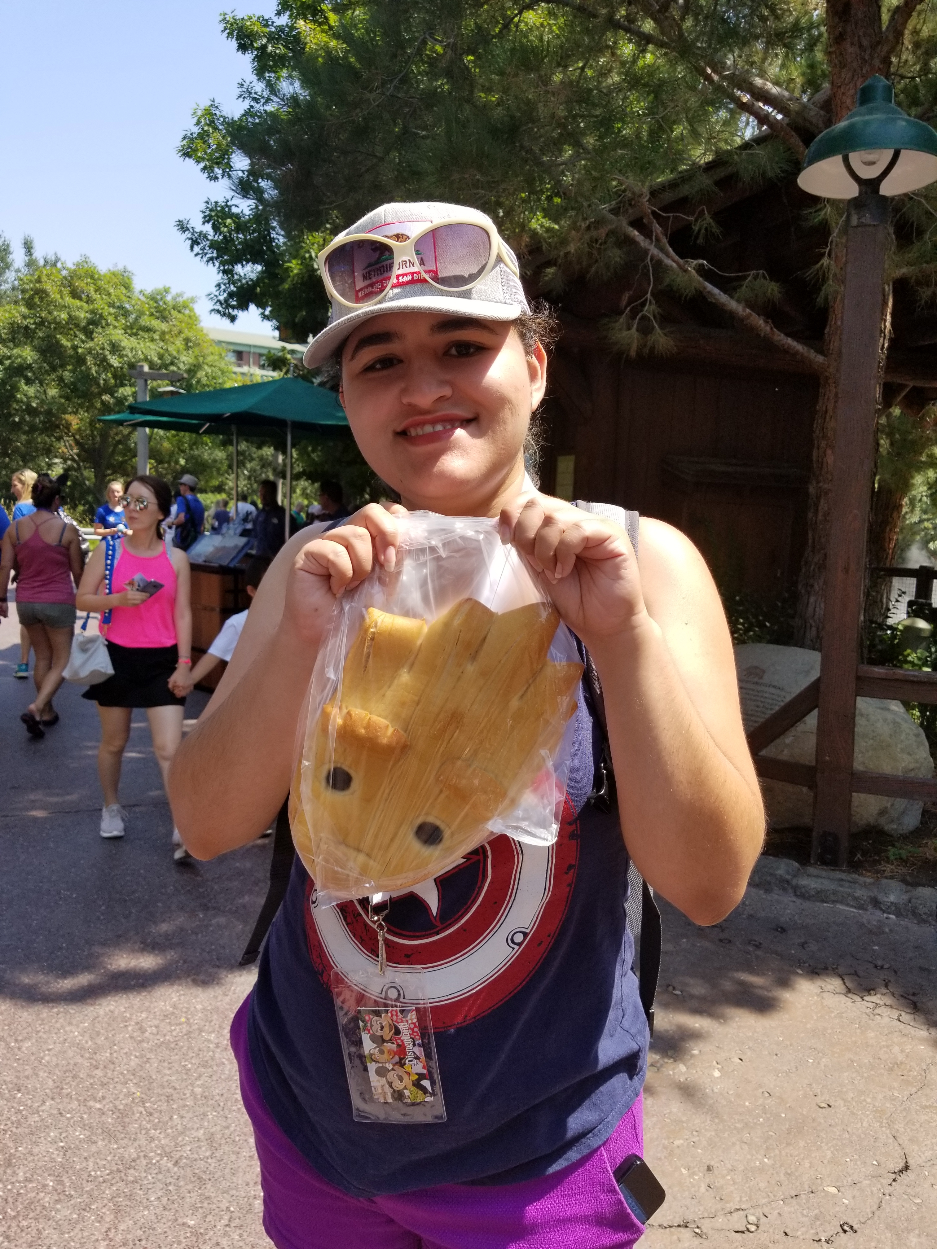 We Found the Groot Bread!