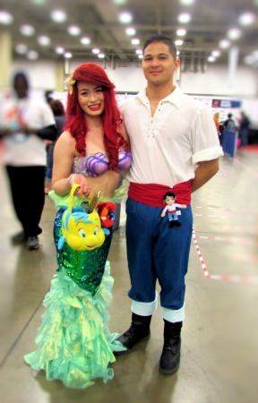 Fan Expo Dallas Cosplay
