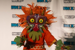 Winner of Masters Category: Skull Kid from The Legend of Zelda by CosWePlay Vancouver