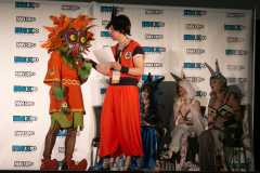 Skull Kid from The Legend of Zelda by CosWePlay Vancouver