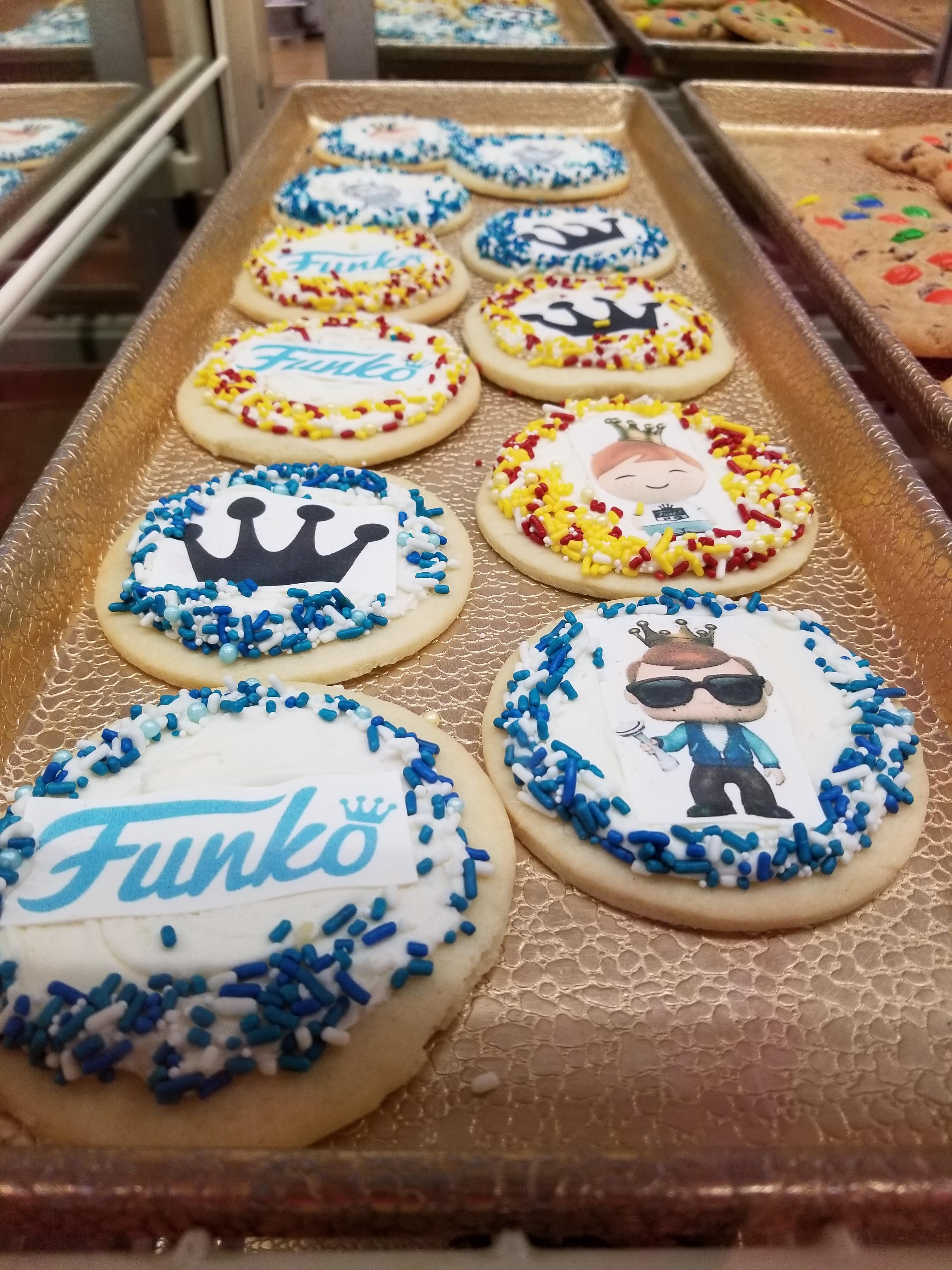 Funko Cookie Display Case (Photo Credit: Jen)