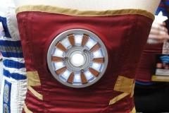 Iron Man Corset