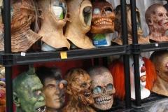 More creepy masks!