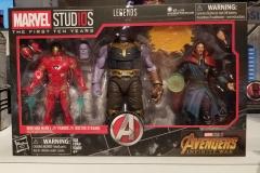 Marvel 10th Anniversary Figurines