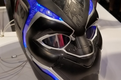 Boom! Black Panther Helmet with LED Lighting