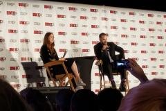 Karen Gillan answering fan questions