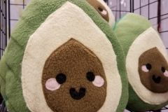 Avocado Plushies