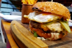 Gusto Brunch Burger
