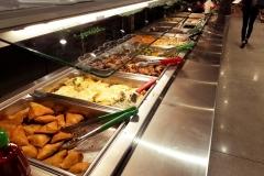 Hot Buffet Options
