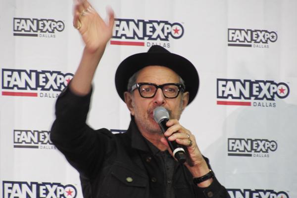 Jeff Goldblum Panel