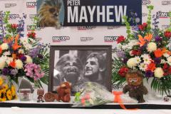 Peter Mayhew Memorial