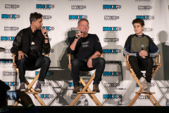 Sean Pertwee & David Mazouz