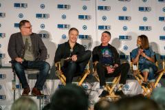 The Cast of BattleStar Galatica   Photo Credit: Kevin Castillo (@djkastle)