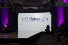 Her Universe Fashion Show 2018