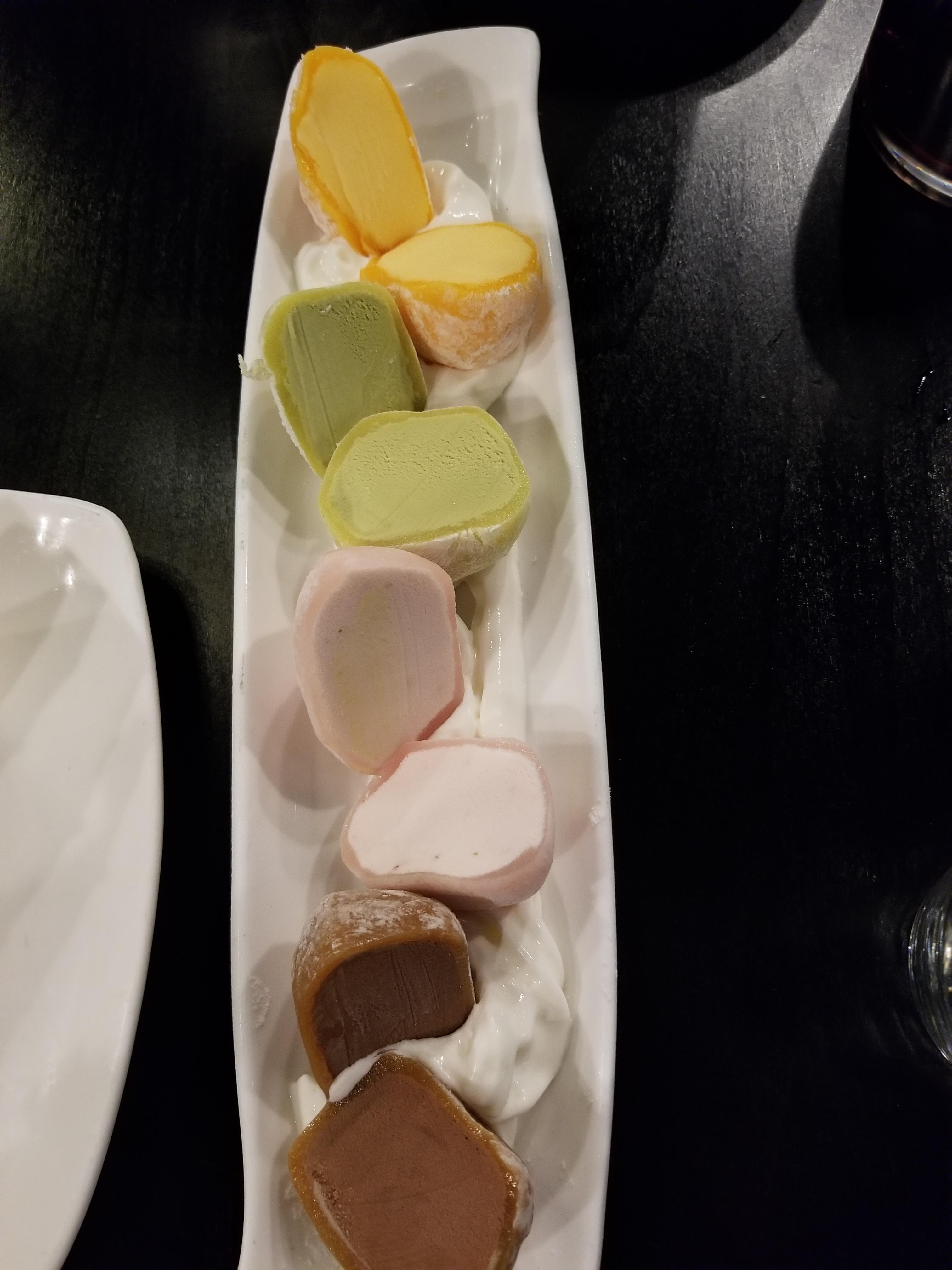 Quattro Mochi Ice Cream