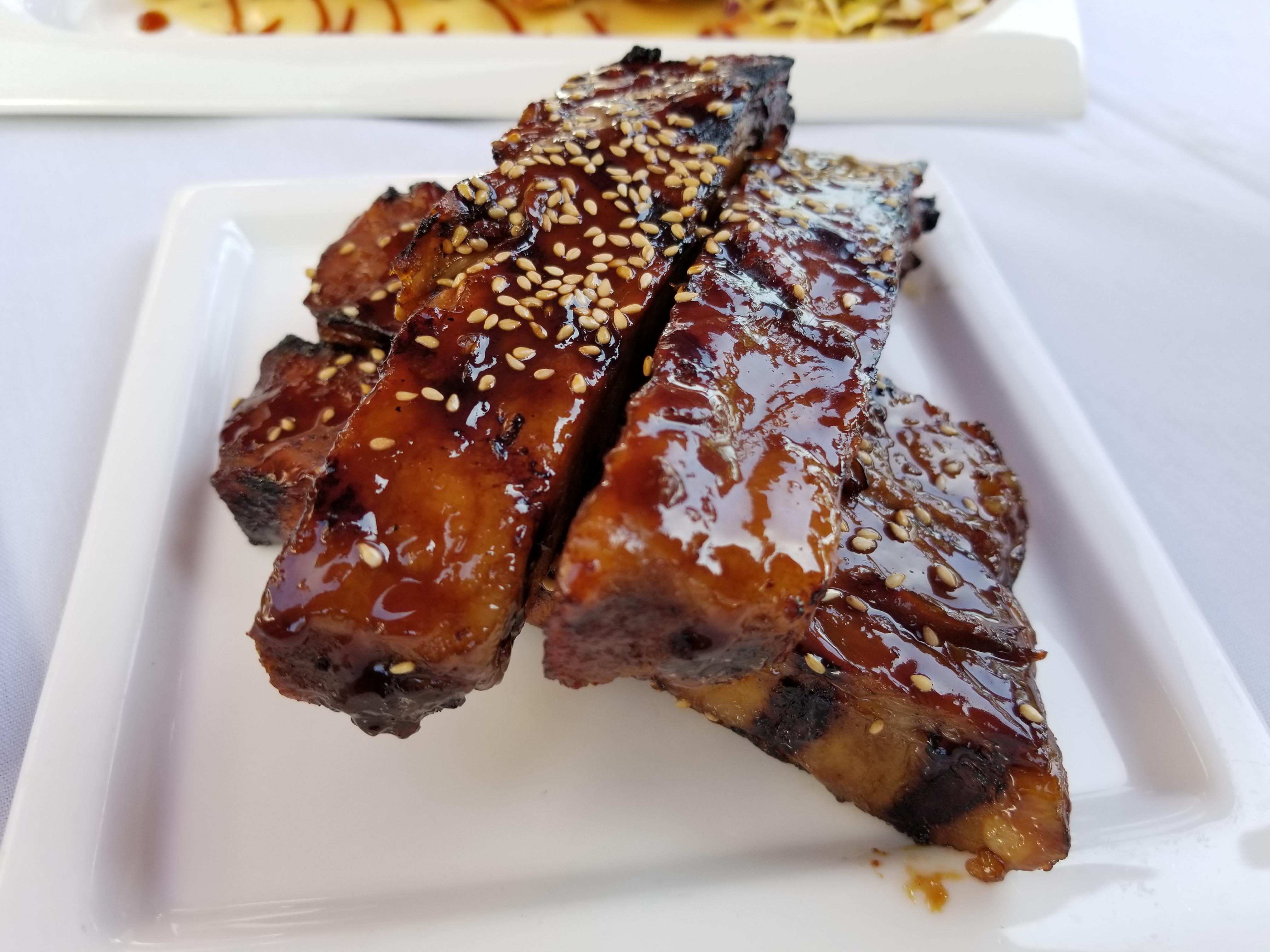 Szechuan Spiced Pork Ribs