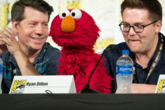 Sesame Street 50th Anniversary | Photo credit: Kevin Castillo (@djkastle)