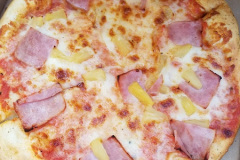 Hawaiian Pizza / Photo Credit: Nerdy Curiosities