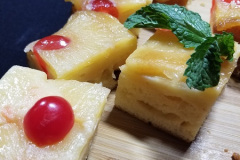 Pineapple Upside-Down Cake / Photo Credit: Nerdy Curiosities