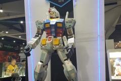 Gundam | Photo Credit: NC (@nerdycurious)