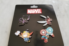Scottie Young: Marvel Avengers 4-Pin Pack