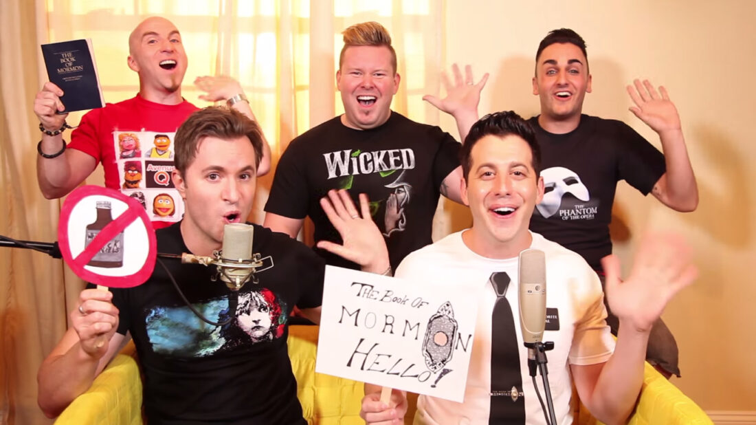 top nerdy 10 broadway a cappella edition