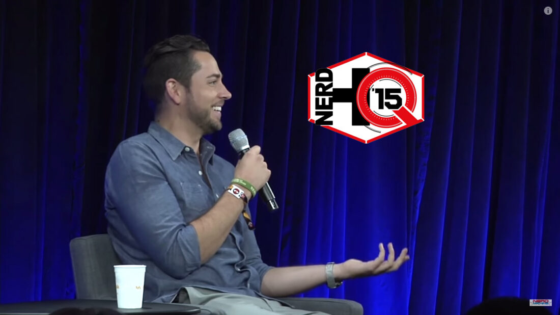 top nerdy 10 nerd hq 2015 panel moments
