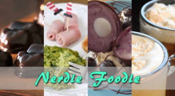 nerdie foodie literary eats and sweets