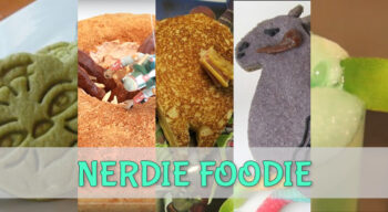 nerdie foodie star wars
