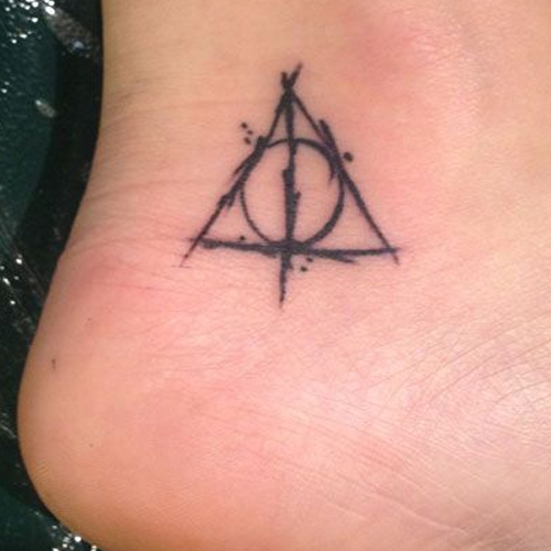 deathly hallows harry potter