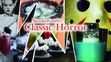 classic horror foodie