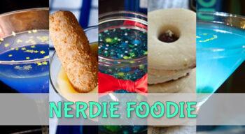nerdie foodie doctor who