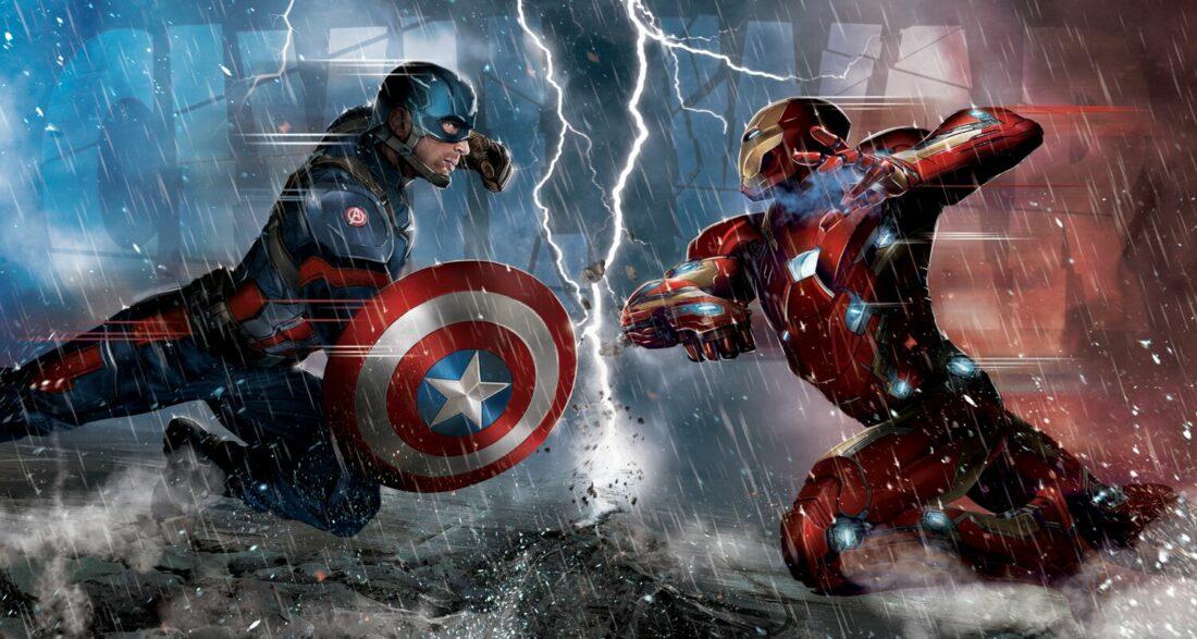 Captain-America-Civil-War-Iron-Man-vs-Steve-Rogers