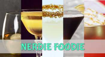 nerdie foodie new year's eve drinks