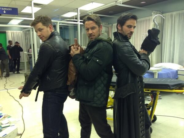 charming robin hood hook once upon a time