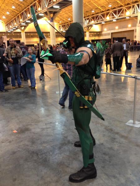 Green Arrow Brandon