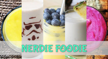 nerdie foodie new year new you smoothies 2019