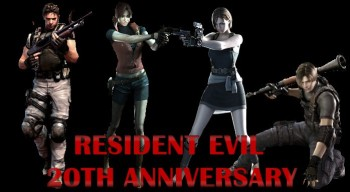 Resident Evil 20th Anniversary
