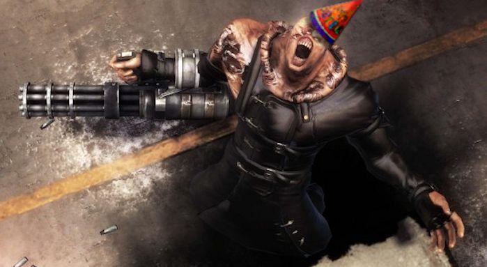 Happy Birthday Resident Evil