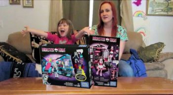 NKC Monster High Mega Bloks