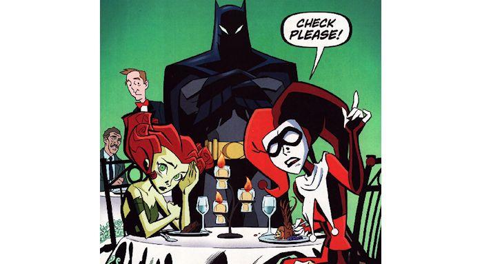 the batman strikes